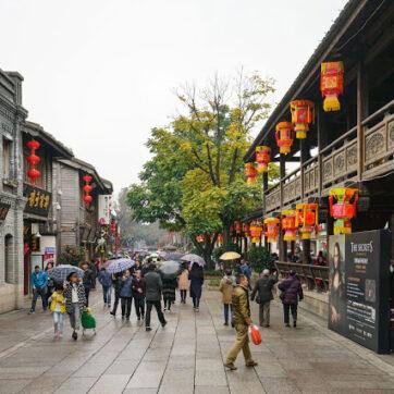 Du lịch thành phố Phúc Châu của tỉnh Phúc Kiến, Trung Quốc