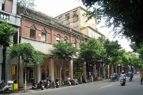 Những điểm tham quan nổi tiếng ở Tuyền Châu, Phúc Kiến Trung Quốc