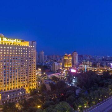 Nên lưu trú ở khách sạn nào khi du lịch Cáp Nhĩ Tân, Trung Quốc?