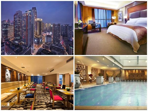 Top 7 khách sạn đẹp, tiện nghi tại Trùng Khánh, Trung Quốc