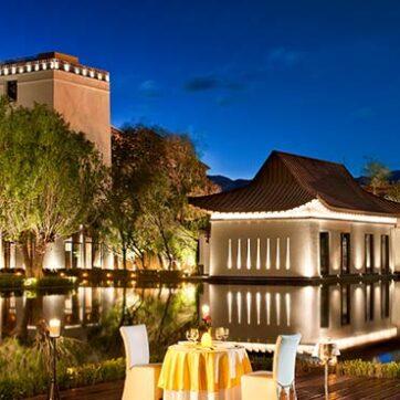 Điểm tên 8 khách sạn tuyệt vời có một không hai ở Tây Tạng, Trung Quốc