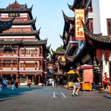 Ninh Ba – thành phố xinh đẹp và thịnh vượng ở Chiết Giang, Trung Quốc