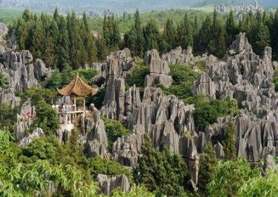 Du lịch Vân Nam - Ngắm danh thắng kì quan