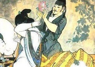 Võ Tắc Thiên để Thái Bình Công chúa tranh cả nam sủng của mình