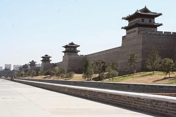 Tham quan Thành cổ Bình Dao ở tỉnh Sơn Tây - Trung Quốc