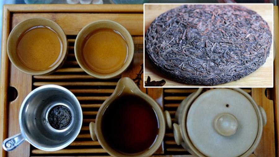 Phổ Nhĩ - loại trà trứ danh của vùng đất Vân Nam, Trung Quốc