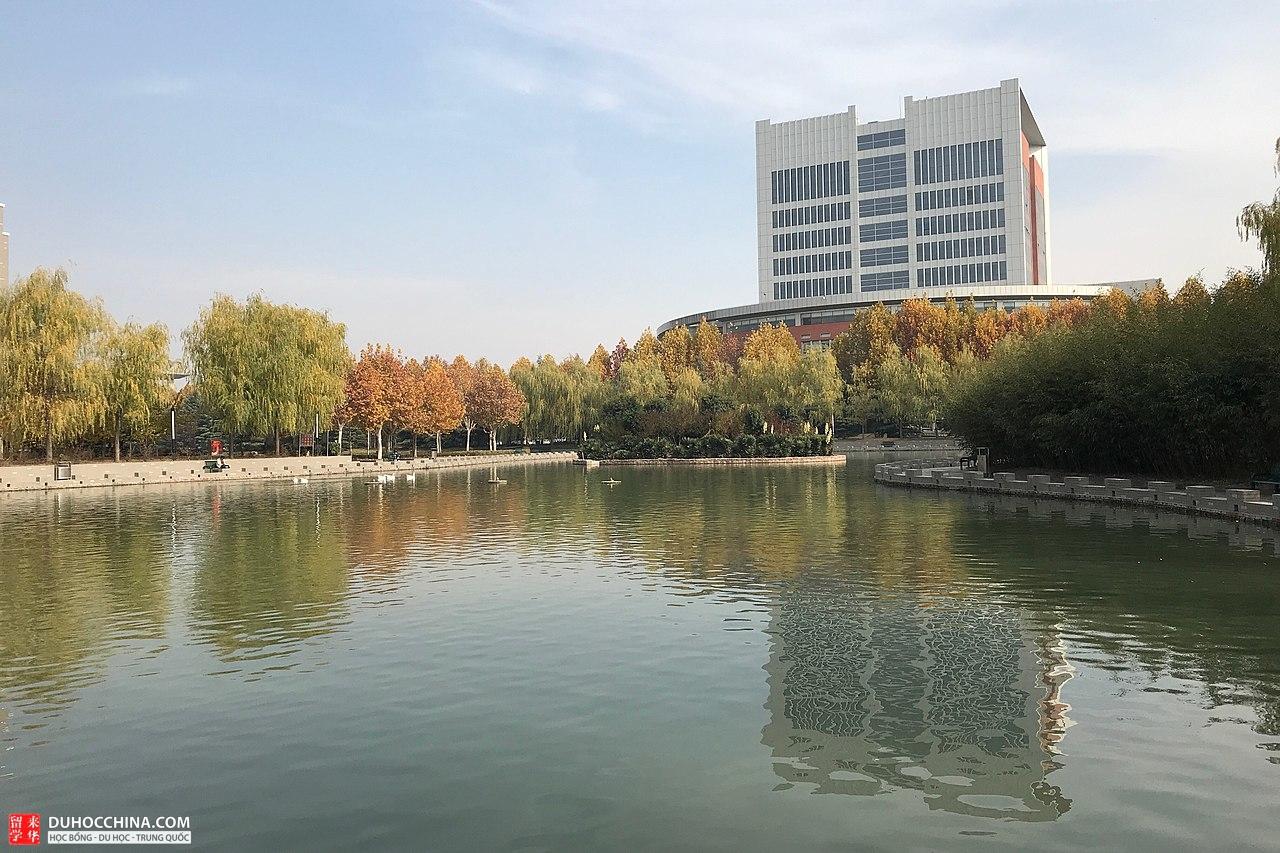 Đại học Sư phạm Trịnh Châu - Hà Nam - Trung Quốc