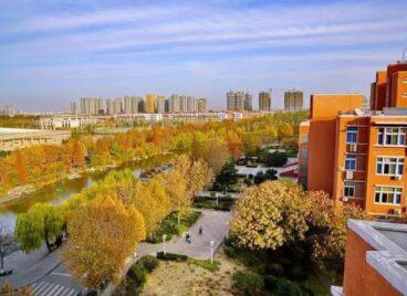 Những trường Đại học đẹp nhất Trung Quốc vào mùa thu