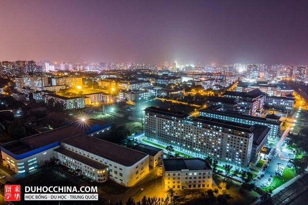 Đại học Kỹ thuật Cáp Nhĩ Tân - Hắc Long Giang - Trung Quốc
