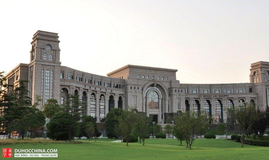 Đại học Phục Đán - Thượng Hải - Trung Quốc