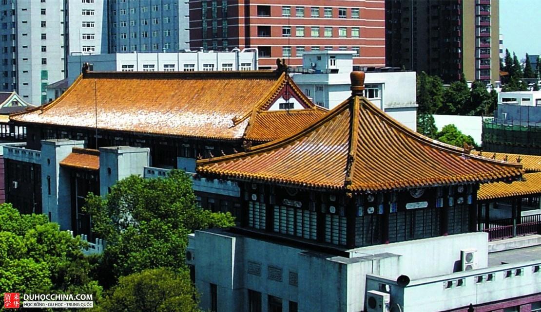 Đại học Y khoa Thượng Hải - Trung Quốc