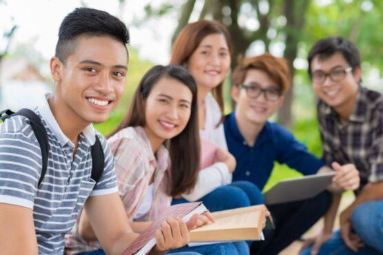 Vietnamese-students