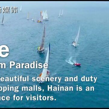 See China: Hainan, an ideal paradise for visitors