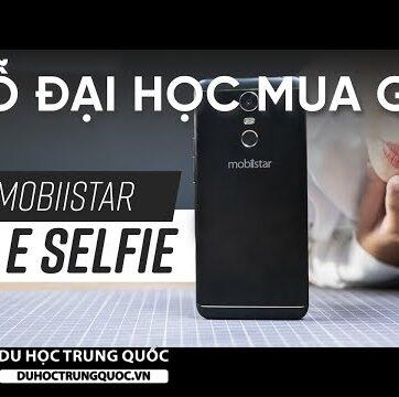 Những điểm nổi bật của Mobiistar E Selfie