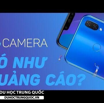 Trải nghiệm Camera AI trên Huawei Nova 3i