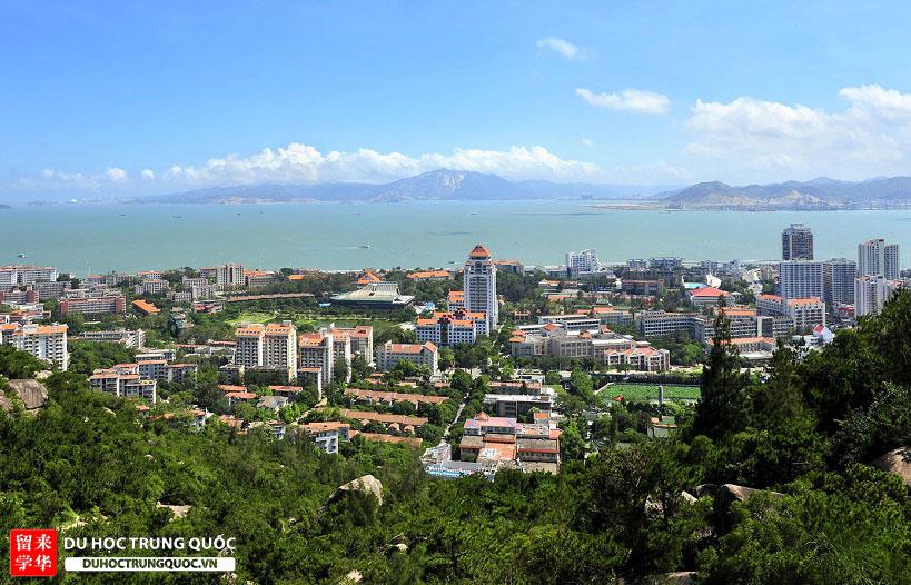 Đại học Hạ Môn - Phúc Kiến - Trung Quốc